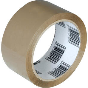 Packing Tape - Brown 48mmx50m