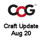 Craft Update August 2020