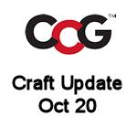 Craft Update Oct 20