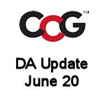 DA Update June 20