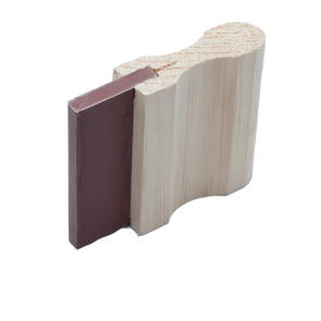 Squeegee Red Rubber 100mm (Wooden Handle)
