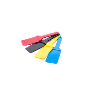 Plastic Ink Scraper Set of 4