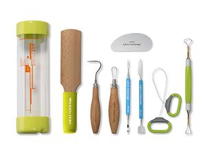 Xiem Tools Sculpture Modeling Essential Kit (9 pcs)