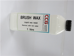 Liquid Brush Wax