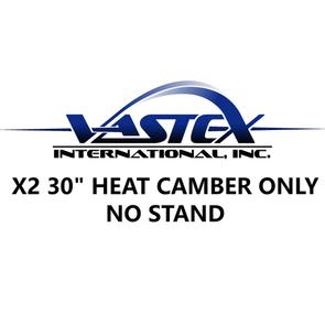 "Vastex LittleRed X2 Infrared Conveyor Dryers 30"" Heat Chamber Only, 240V 2x 2,600w heaters"