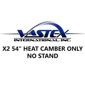 "Vastex LittleRed X2 Infrared Conveyor Dryers 54"" Heat Chamber Only, 240V 2x 5,200w heaters"