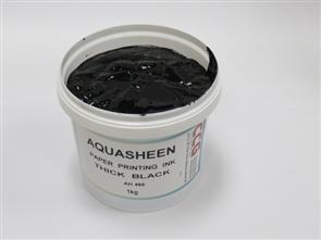 Aquasheen Ink Black (Thick)