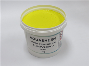 Aquasheen Ink Golden Yellow