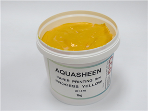 Aquasheen Ink Process Cyan