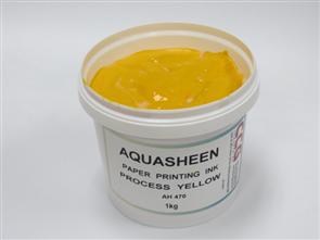 Aquasheen Ink Process Cyan