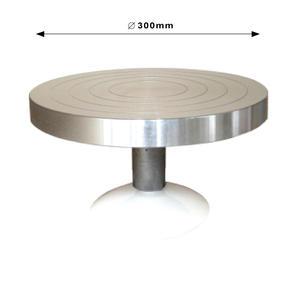 Banding Wheel Aluminum 300x60mm