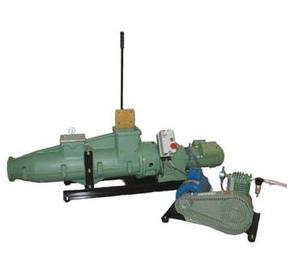 """Venco Pugmill MK2 Range 87mm (3½"""") De-airing Nozzle"""
