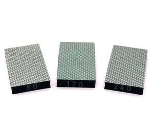 DiamondCore Semi Flex Diamond Pads Set of 3