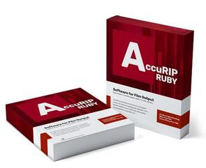AccuRIP Ruby Software & Ink Kit for Film Output for Canon Printers