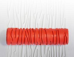 Xiem Tools Art Roller Woodgrain (No Handle)