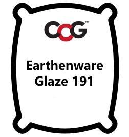 CCG White Gloss Glaze 191