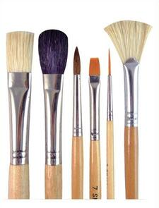 Brush Set for Texturing