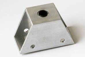 Talisman Rotary Sieve Bearing Block Complete