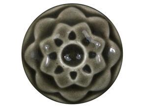 Amaco Celadon Midfire Brushable Glaze C-3 Smoke