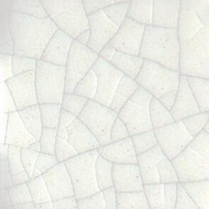 Mayco Classic Crackle Lowfire Brushable Glaze CC102 White Crackle