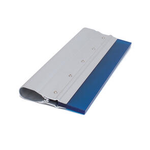 Squeegee Urethane 80 shore Blue 200mm