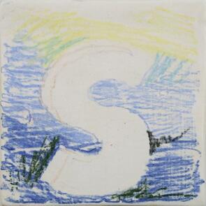 Amaco Underglaze Chalk Crayon White