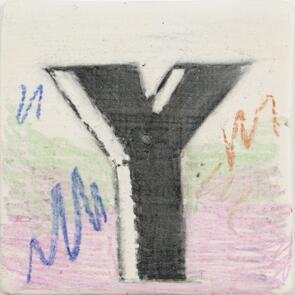 Amaco Underglaze Chalk Crayon Black