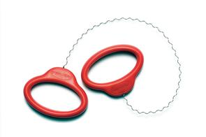 Mudtools Mudwires Red Curly