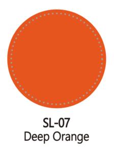 Ultra PU Heat Transfer Vinyl Deep Orange