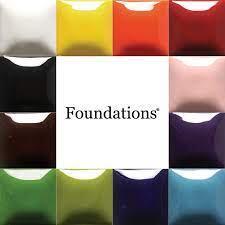 Mayco Foundations Glaze Kit