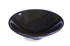 Abbots Mirror Black Midfire Glaze