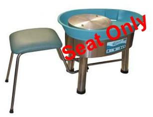 Venco No3 & 5 Potters Wheel Seat
