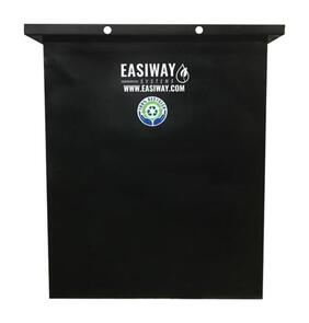 EasiWay Polyethylene Dip Tank with Drain (37 Gallons/140 litres)