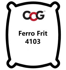 Ferro Zinc Bearing Borosilicate Frit 4103