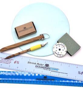 DiamondCore DiamondCore Explorer Pottery Carver Set