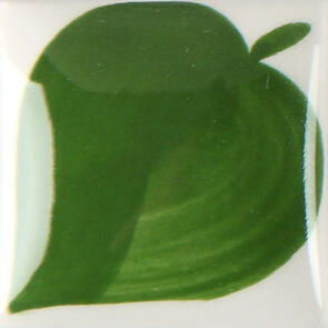 Duncan E-Z Stroke Translucent Underglaze EZ033 Ivy Green