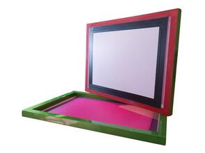 """Smoothing Frames 23"""" X 31"""""""