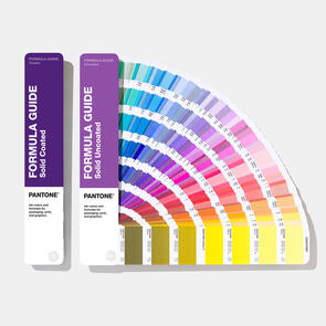 Pantone Colour Guide - Coated & Uncoated