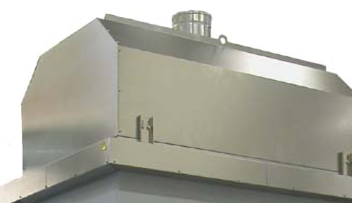 Nabertherm Stainless Steel Exhaust Hood