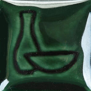 Duncan Envision Midfire Brushable Glaze IN1669 Bottle Green