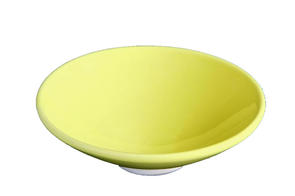Abbots Glossy Yellow Midfire Brushable Glaze