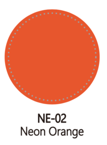 Ultra PU Heat Transfer Vinyl Neon Orange