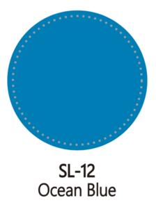 Ultra PU Heat Transfer Vinyl Ocean Blue (Mid Blue)