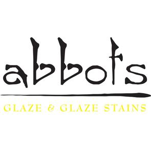 Abbots White Satin Crackle Midfire Glaze