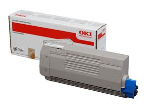 Oki Toner Cartridge for PRO9541 White Toner (10K) 5%