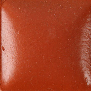 Duncan Bisq-Stain Opaque Acrylics Non Fired Brushable Glaze OS440 Burnt Orange