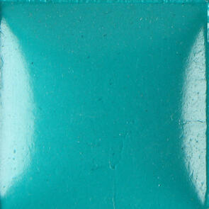 Duncan Bisq-Stain Opaque Acrylics Non Fired Brushable Glaze OS468 Deep Turquoise