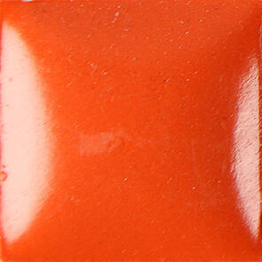 Duncan Bisq-Stain Opaque Acrylics Non Fired Brushable Glaze OS484 Persimmon