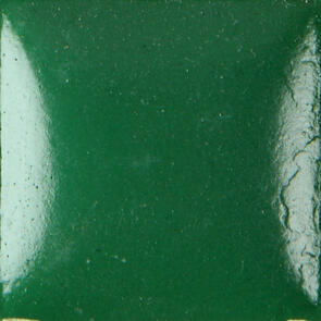 Duncan Bisq-Stain Opaque Acrylics Non Fired Brushable Glaze OS488 Christmas Green