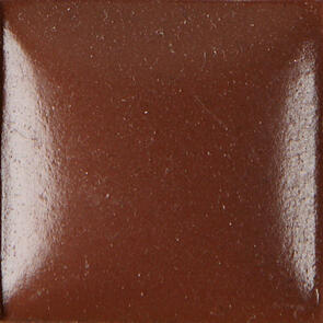 Duncan Bisq-Stain Opaque Acrylics Non Fired Brushable Glaze OS489 Saddle Brown